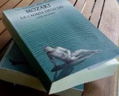 copertina del libro Mozart la Caduta degli Dei