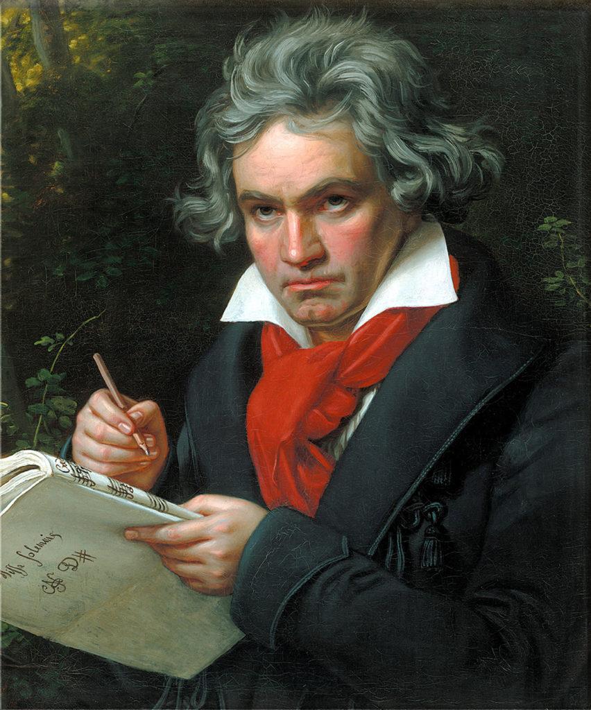 L'invenzione della musica classica: Ludwig van Beethoven, Wolfgang Amadeus Mozart, e Franz Joseph Haydn.